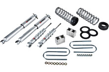 "2004-2012 GMC Canyon 2WD/4WD 1/3"" Lowering Kit w/ Street Performance Shocks - Belltech 602SP"