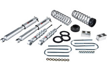 "2004-2012 Chevy Colorado 2WD/4WD 1/2"" Lowering Kit w/ Street Performance Shocks - Belltech 607SP"