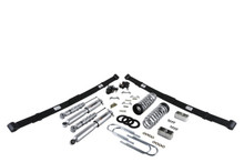 "2004-2012 Chevy Colorado (Ext/Quad) 2WD/4WD 4/5"" Lowering Kit w/ Street Performance Shocks - Belltech 610SP"