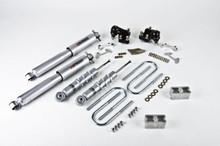 "2004-2012 Chevy Colorado ZQ8 2WD/4WD 2/2"" Lowering Kit w/ Street Performance Shocks - Belltech 611SP"
