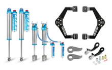 "2020-2022 Chevy & GMC 2500/3500HD 3"" Elite Leveling Kit W/ 2.5 King Shocks - Cognito 210-P0931"