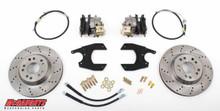 "13"" Big Brake Rotor Kit for 10 or 12 bolt GM cars Mcgaughys 94099"