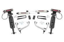 """2021 Ford F-150 4wd 3"""" Lift Kit W/ Vertex Coilovers & V2 Shocks - Rough Country 57757"""