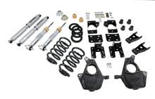 "2007-2013 GMC Sierra 1500 2WD (Std Cab) 4/6"" Lowering Kit w/ Street Performance Shocks - Belltech 643SP"
