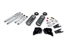 "2001-2006 GMC Sierra 1500 2WD (Std Cab) 2/3"" Lowering Kit w/ Street Performance Shocks - Belltech 663SP"