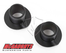 """04-08 Ford F150 All Cabs Front 2"""" Drop Coil Relocators - McGaughys 70005"""