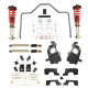 """2015-2020 Ford F150 2wd/4wd  5/6"""" Performance Plus Lowering Kit w/ Adjustable Performance Coilovers - Belltech 1008HKP"""