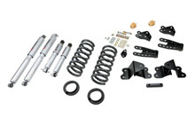 "1990-1994 GM C1500 SS454 2WD 3/4"" Lowering Kit  w/ Street Performance Shocks - Belltech 698SP"