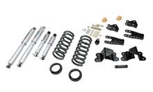 "1990-1994 GM C1500 SS454 2WD 3/4"" Lowering Kit  w/ Street Performance Shocks - Belltech 698SP"