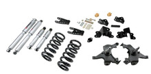 "1990-1994 Chevy C1500 SS454 2WD 3/4"" Lowering Kit  w/ Street Performance Shocks - Belltech 700SP"