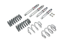 "1973-1987 Chevy C10 2WD 1/2"" Lowering Kit  w/ Street Performance Shocks - Belltech 951SP"