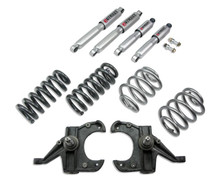 "1963-1970 Chevy C10 2WD 4/5"" Lowering Kit  w/ Street Performance Shocks - Belltech 952SP"