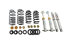 "2014-2019 GMC Yukon / Yukon XL (Without Autoride) 1/3"" Lowering Kit  w/ Street Performance Shocks - Belttech 997SP"