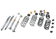 """2007-2013 Chevy Tahoe (Without Autoride) 2/3"""" Lowering Kit w/ Street Performance Shocks - Belltech 734SP"""