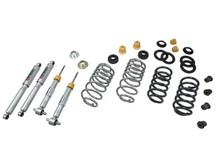 "2007-2013 GMC Yukon (Without Autoride) 2/3"" Lowering Kit w/ Street Performance Shocks - Belltech 734SP"
