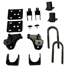 """2009-2014 Ford F150 2wd 2/4"""" Deluxe Lowering Kit - McGaughys 70029"""