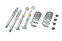 "2007-2013 Chevy Tahoe (Without Autoride) 1/2"" Lowering Kit w/ Street Performance Shocks - Belltech 737SP"