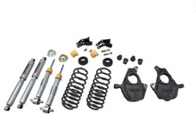 """2007-2013 Chevy Suburban (Without Autoride) 2/4"""" Lowering Kit - Belltech 753SP"""