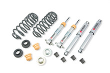 "2007-2013 Chevy Suburban (Without Autoride) 1/2"" Lowering Kit w/ Street Performance Shocks - Belltech 749SP"