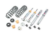 "2007-2013 GMC Yukon XL (Without Autoride) 1/2"" Lowering Kit w/ Street Performance Shocks - Belltech 749SP"