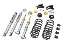 "2007-2013 GMC Yukon XL (Without Autoride) 1/3"" Lowering Kit w/ Street Performance Shocks - Belltech 752SP"