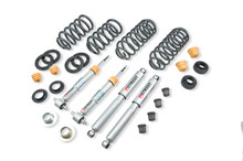 """2007-2013 Chevy Avalanche (Without Autoride) 1/2"""" Lowering Kit w/ Street Performance Shocks - Belltech 746SP"""
