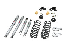 "2000-2006 Chevy Tahoe / Suburban (2WD) 1/2"" Lowering Kit w/ Street Performance Shocks - Belltech 757SP"