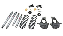 "2000-2006 Chevy Tahoe / Suburban (2WD) 1/2"" Lowering Kit w/ Street Performance Shocks - Belltech 759SP"