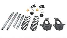 "2000-2006 GMC Yukon / Yukon XL (2WD) 1/2"" Lowering Kit w/ Street Performance Shocks - Belltech 759SP"