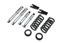 "1995-1999 Chevy Tahoe (2WD) 2/2"" Lowering Kit w/ Street Performance Shocks - Belltech 790SP"