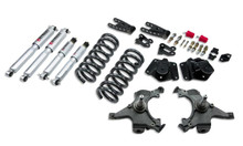 "1995-1999 GMC Yukon (2WD) 3/4"" Lowering Kit w/ Street Performance Shocks - Belltech 792SP"