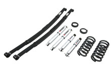 "1995-1999 Chevy Tahoe (2 Door) 2/3.5"" Lowering Kit w/ Street Performance Shocks - Belltech 793SP"
