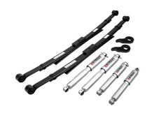 "1992-1999 GMC Yukon 4WD (2 Door) 3/3.5"" Lowering Kit w/ Street Performance Shock - Belltech 767SP"