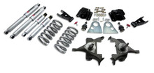 "1994-1999 Dodge Ram 1500 Standard Cab 3/4"" Lowering Kit w/ Street Performance Shocks - Belltech 815SP"