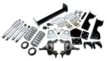 "1994-1999 Dodge Ram 1500 Standard Cab 5/6"" Lowering Kit w/ Street Performance Shocks - Belltech 816SP"