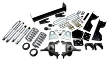 "1994-1999 Dodge Ram 1500 Standard Cab 5/7"" Lowering Kit w/ Street Performance Shocks - Belltech 817SP"
