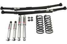 "1998-2003 Ford Ranger (2WD) Std & Ext Cab 3/3"" Lowering Kit w/ Street Performance Shocks - Belltech 900SP"