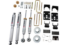 "2009-2013 Ford F150 Standard Cab (2WD) 3/5.5"" Lowering Kit w/ Street Performance Shocks - Belltech 971SP"