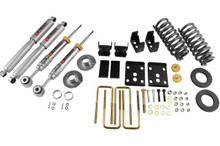 "2009-2013 Ford F150 Extended / Crew Cab (2WD) 2/5.5"" R Lowering Kit w/ Street Performance Shocks - Belltech 979SP"
