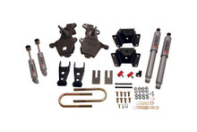 "2007-2003 Ford F150 / F250 Light Duty (2WD) 2/4"" Lowering Kit w/ Street Performance Shocks - Belltech 915SP"