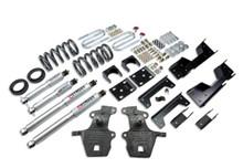 "2007-2003 Ford F150 / F250 Light Duty (2WD) 4/6"" Lowering Kit w/ Street Performance Shocks - Belltech 918SP"
