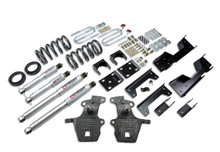 "2007-2003 Ford F150 Reg/Ext Cab 2wd 4/6"" Lowering Kit w/ Street Performance Shocks - Belltech 918SP"