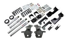 "1997-2003 Ford F150 Super Crew 2wd 5/6"" Lowering Kit w/ Street Performance Shocks - Belltech 919SP"