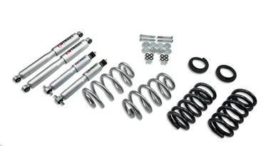 """1997-2002 Ford Expedition / Navigator 2WD 3/3"""" Lowering Kit w/ Street Performance Shocks - 934SP"""
