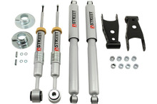 "2009-2013 Ford F150 4wd +2"" to -2"" F / 2-3"" R Lowering Kit w/ Street Performance Shocks - Belltech 978SP"