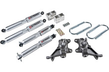"1984-1995 Toyota Pickup 2"" F / 3"" R Lowering Kit w/ Street Performance Shocks - Belltech 444SP"
