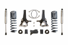 "2019-2021 Dodge RAM 1500 2wd 7/4"" MaxTrac Lift Kit W/ FOX Shocks - K882774F"