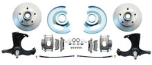 1963-1970 Chevy & GMC C10 Stock Height Front Complete Disc Brake Conversion Kit