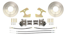 1963-1970 Chevy C10 Complete Rear 5 Lug Disc Brake Conversion Kit - C10RDBKIT-5