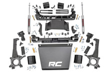 """2005-2022 Toyota Tacoma 2wd/4wd 6"""" Lift Kit W/ N3 Shocks - Rough Country 75820"""